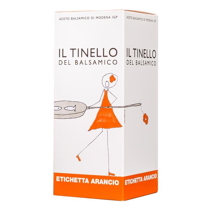 Il Tinello Balsamico Etichetta Arancio