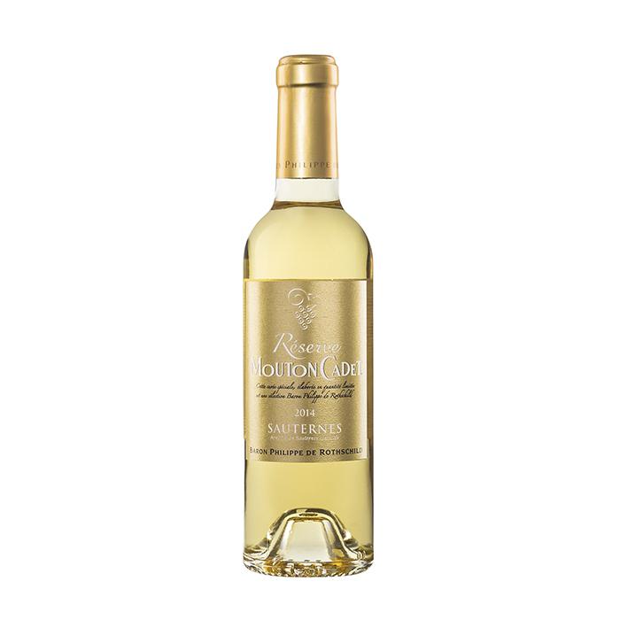 Réserve Mouton Cadet Sauternes von Baron Philippe de Rothschild