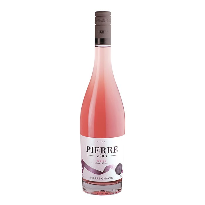 Pierre Zéro Rosé, alkoholfrei