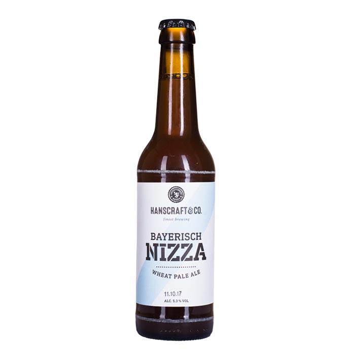 Bayerisch Nizza Wheat Pale Ale