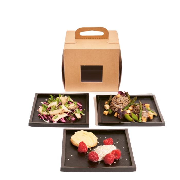Bento Box vegetarisch