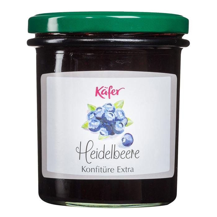 Heidelbeer-Konfitüre Extra