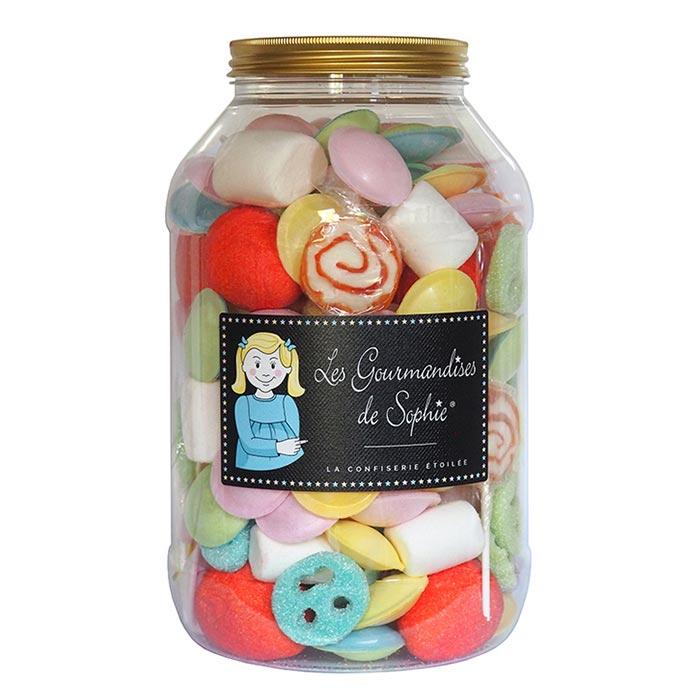 Bestellen Sie die zuckersüße Versuchung von der französischen Confiserie Les Gourmandises de Sophie jetzt bei Feinkost Käfer online.