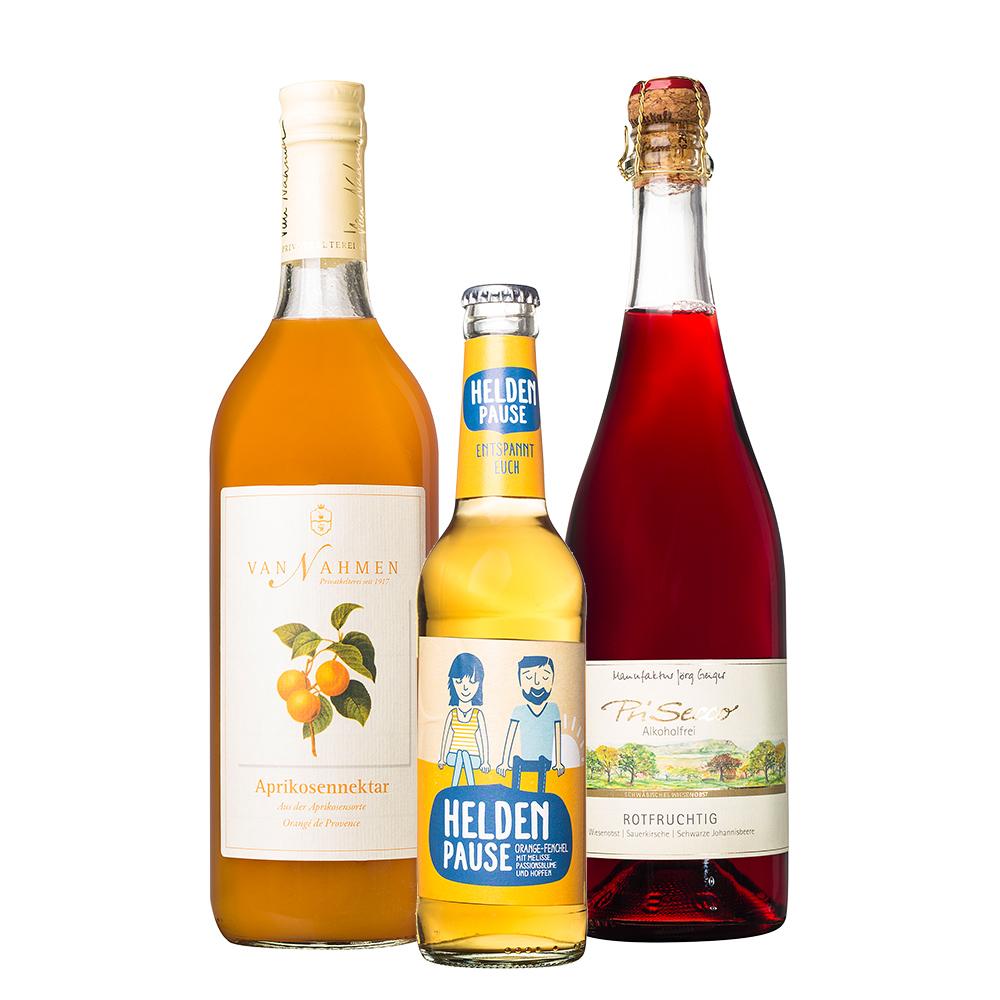 Atemberaubend Getränke Alkoholfrei Galerie - Die besten ...