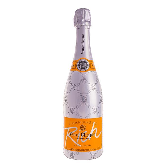 Champagner, Rich
