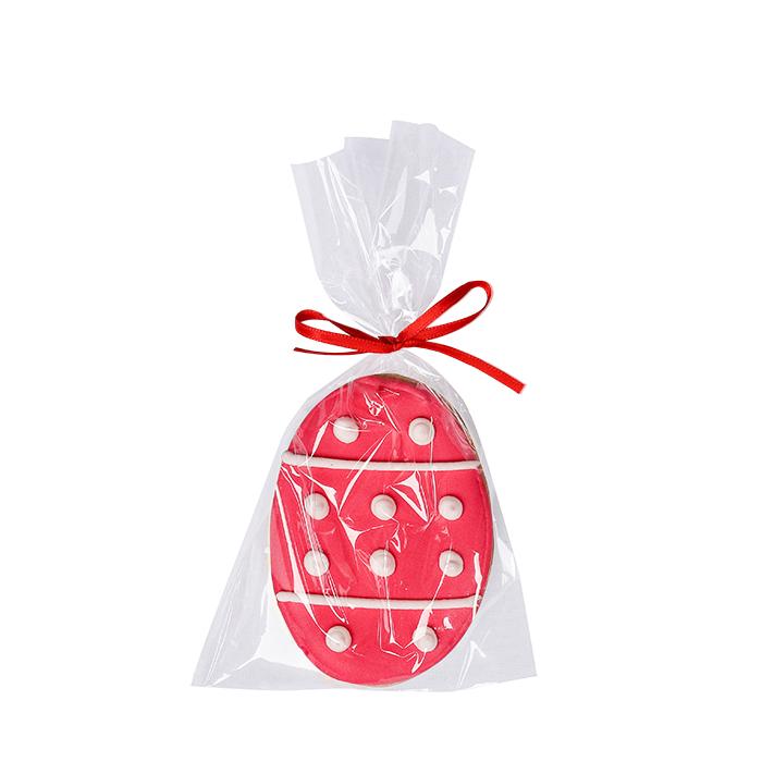 Osterei-Keks pink von Keksliebe