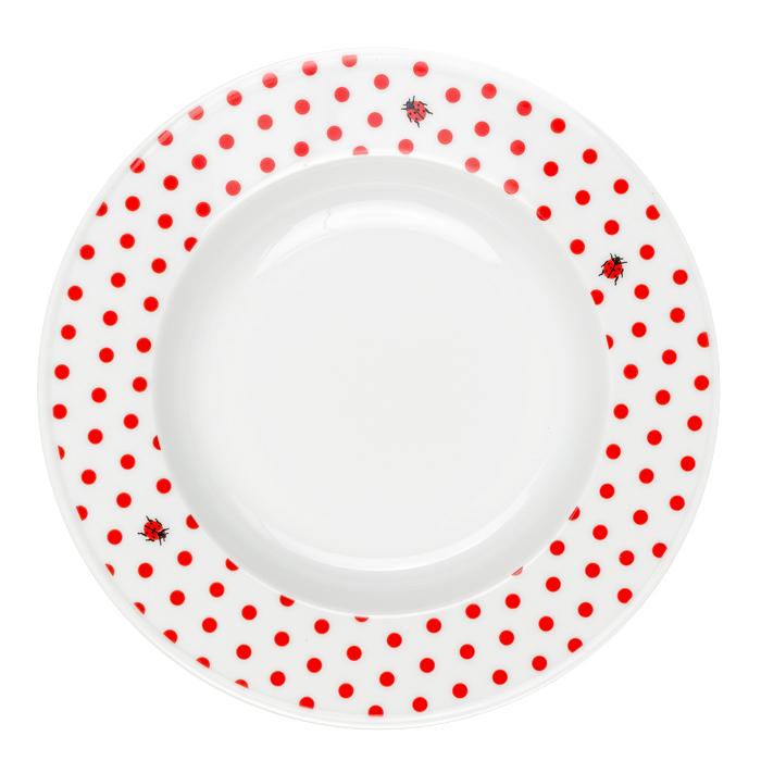 Mustermix Suppenteller, Ø 23 cm