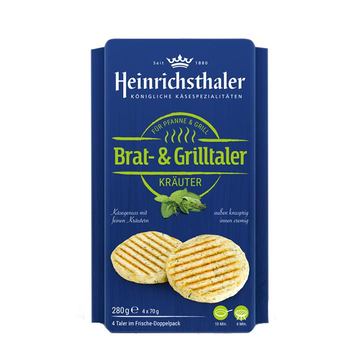 Brat- und Grilltaler Kräuter