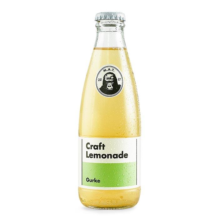 Craft Lemonade Gurke