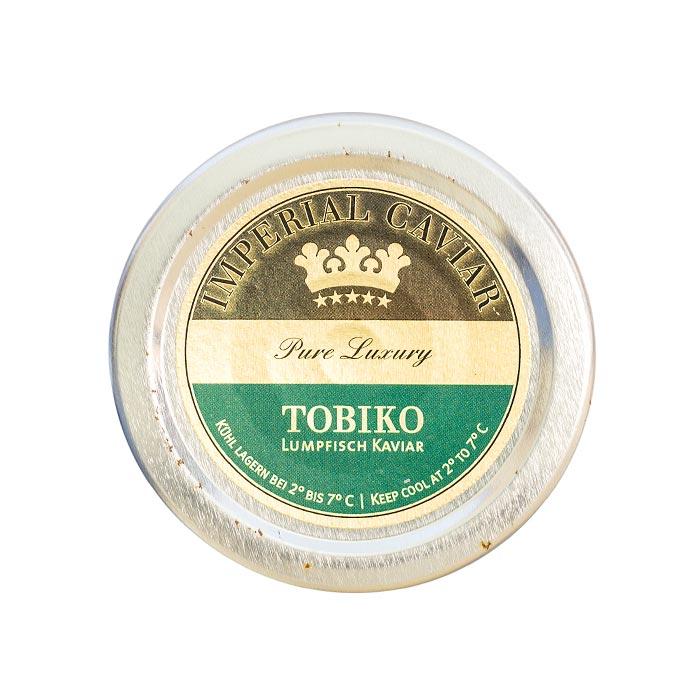 Kaviar Tobiko grün