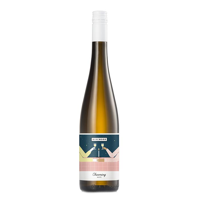 Charming Pinot Gris von WineMood Wines