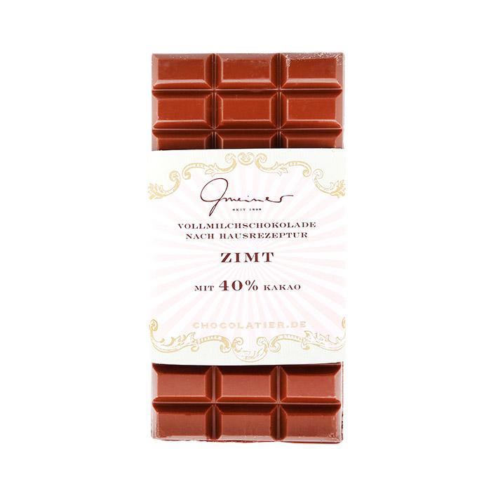 Zimt Schokolade