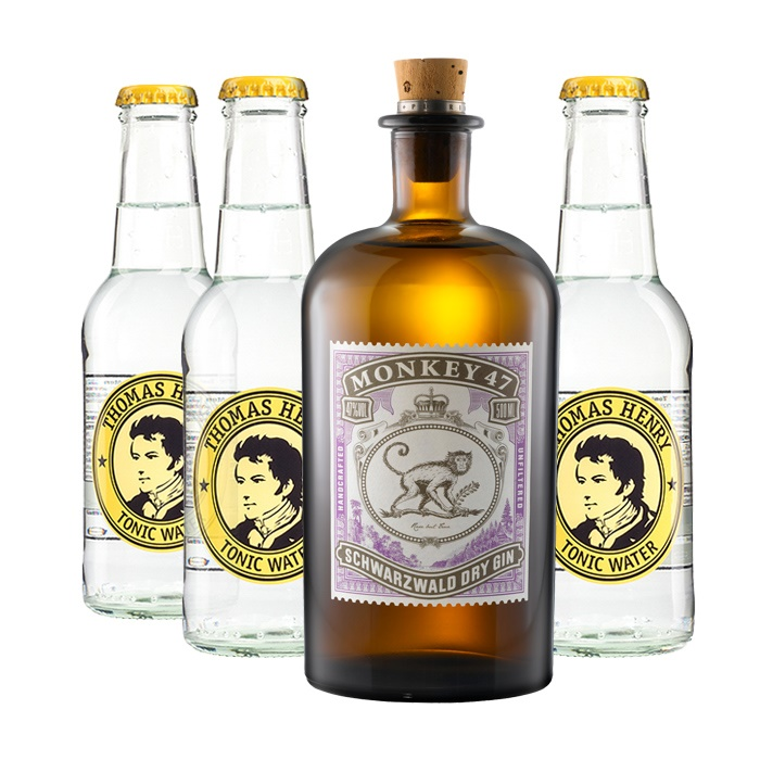 "Gin & Tonic Set ""Monkey 47"""
