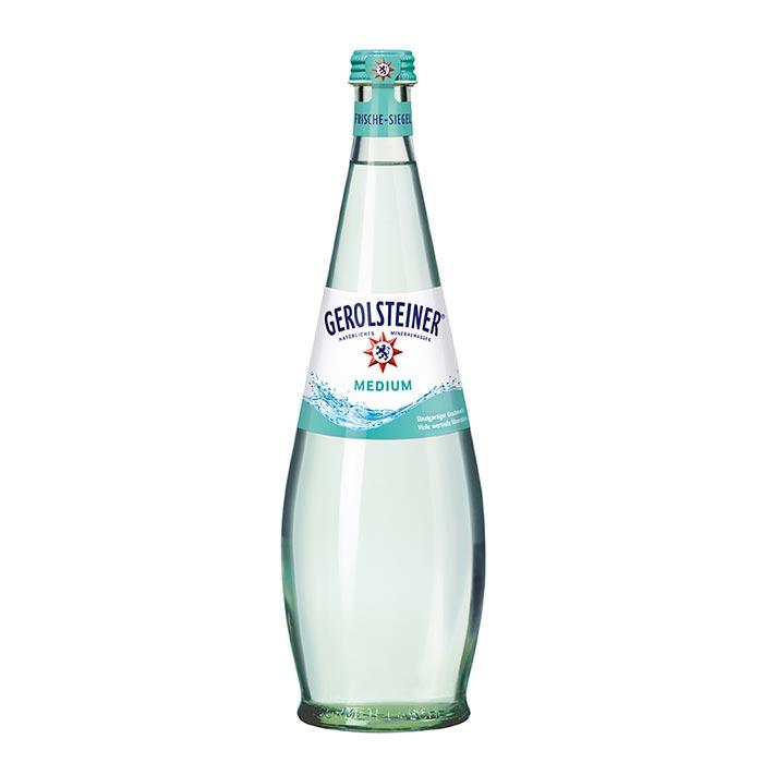 Gerolsteiner Mineralwasser Medium 0,75l
