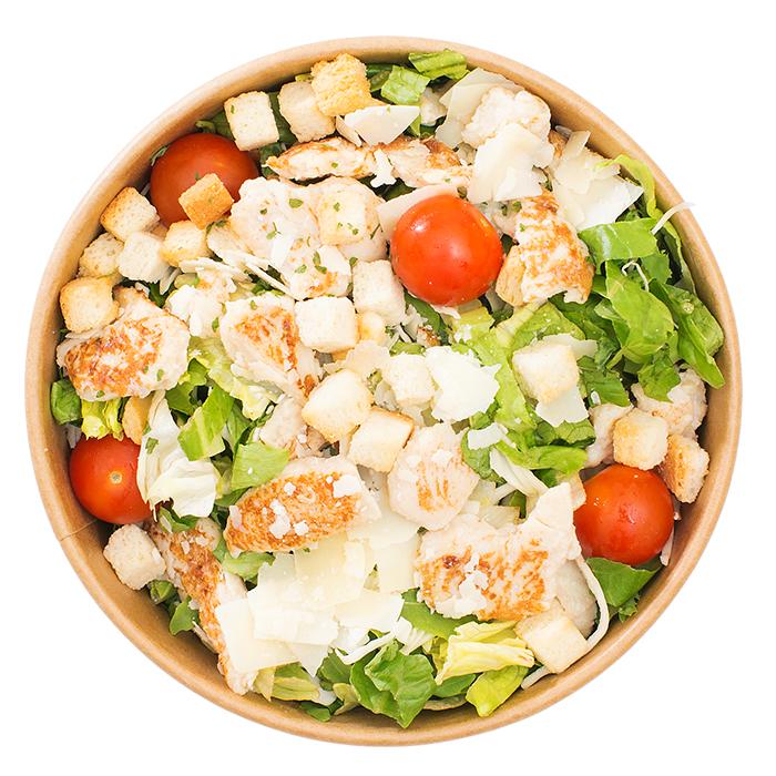 Käfer Caesar´s Salat