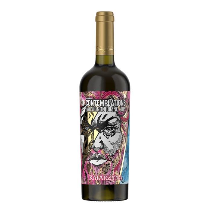 2019 Contemplations Sauvignon Blanc, Bulgarien