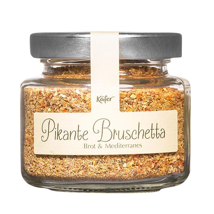 Pikante Bruschetta