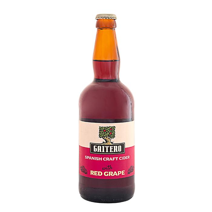 Spanish Craft Cider Red Grape