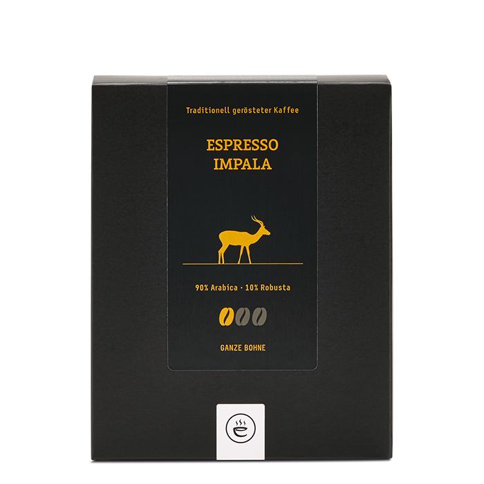 Espresso Impala,, ganze Bohne