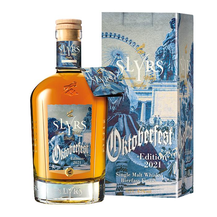 Slyrs Whisky Oktoberfest Edition 2021