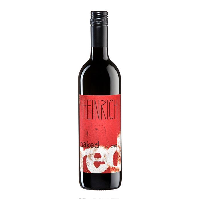 Naked Red von Heinrich