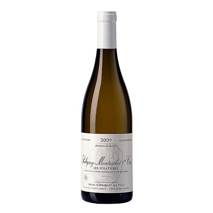 "2009 Puligny-Montrachet 1er Cru ""Les Folatières"", Burgund, Frankreich"