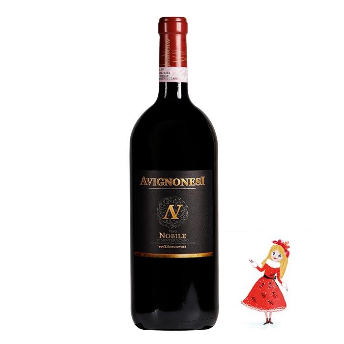 Vino Nobile di Montepulciano Magnum von Avignonesi