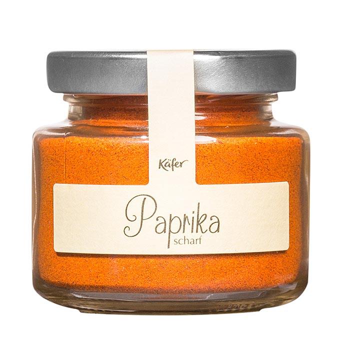Paprika scharf & geräuchert