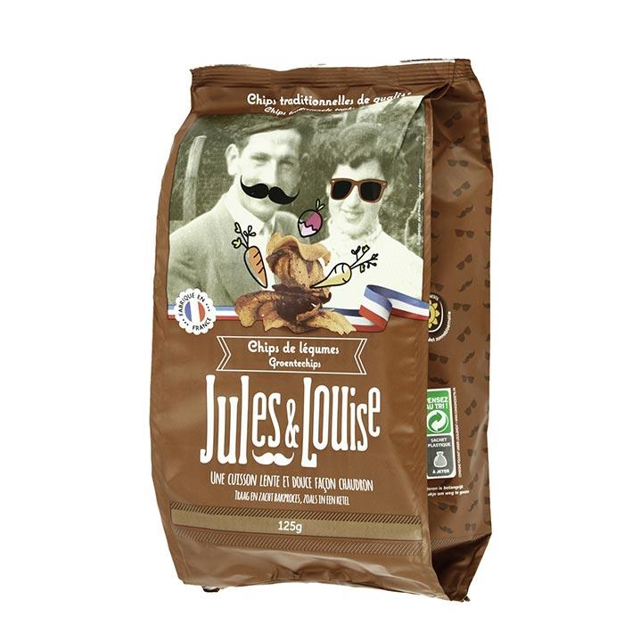 Gemüsechips von Jules & Louise