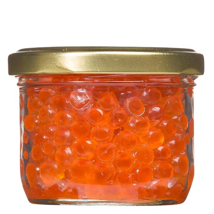 Lachs-Kaviar
