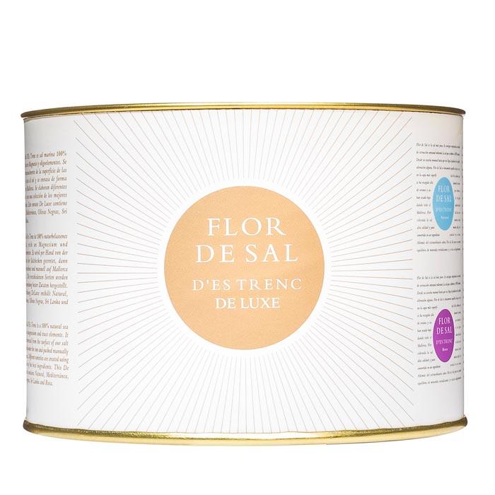 Flor de Sal De Luxe Set, Meersalz verschiedene Sorten