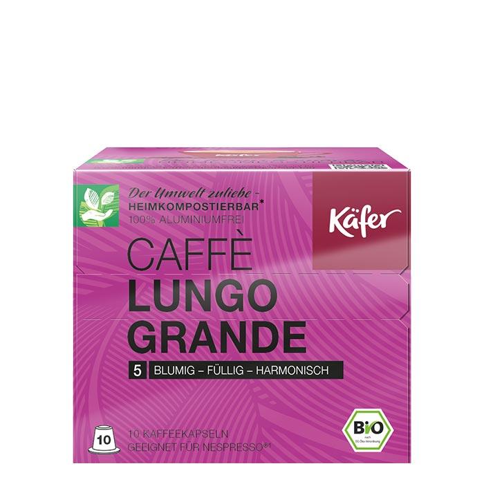 Lungo Grande Kaffeekapslen