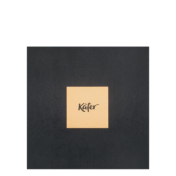 Geschenkbox mit Laurent-Perrier Rosé Robe und Pralinen