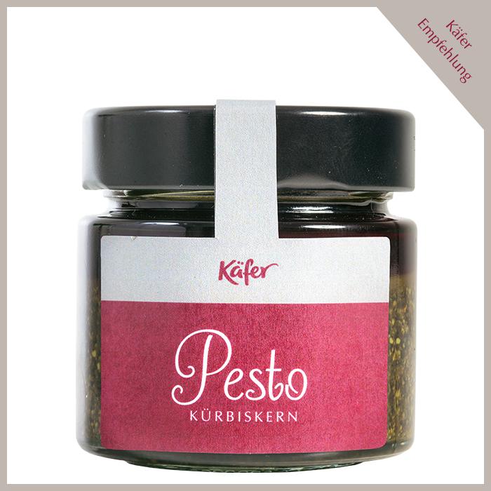 Kürbiskern Pesto