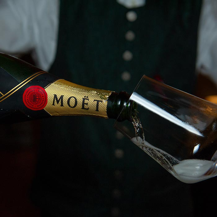 Genuss-Abend »Champagne – s´il vous plaît« | 11.09.19