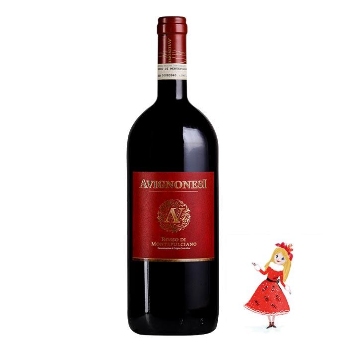 Rosso di Montepulciano Magnum von Avignonesi
