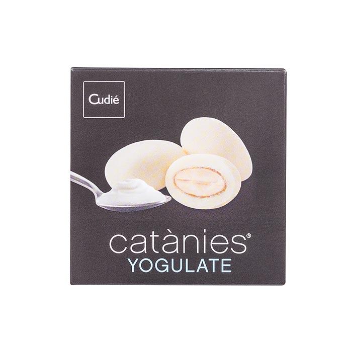 Catànies Schokomandel, Joghurt