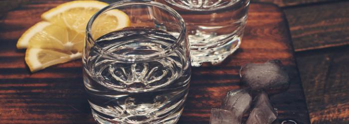 Vodka und Gin aus Japan