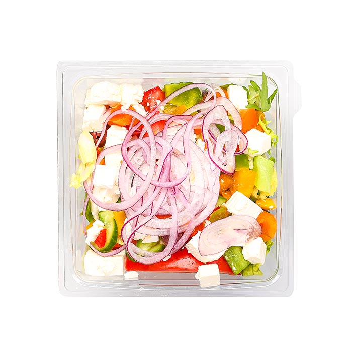 Griechischer Salat, hausgemacht