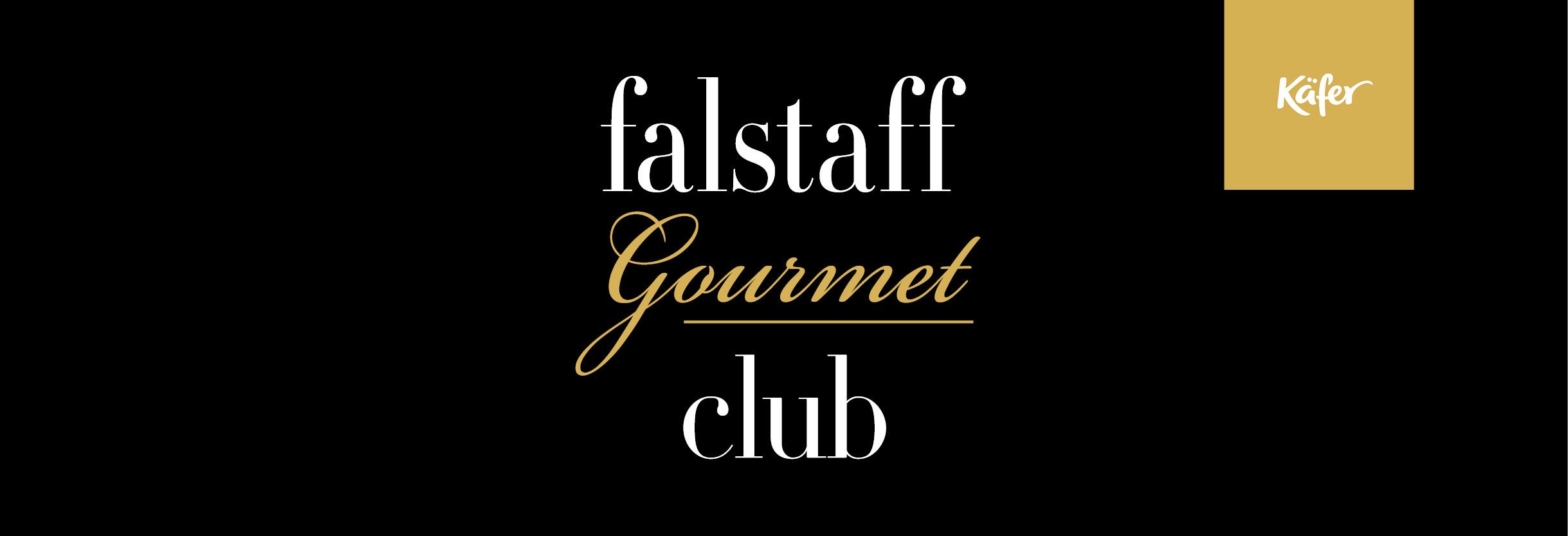Werden Sie mit Käfer exklusives Mitglied im Falstaff Gourmet Club