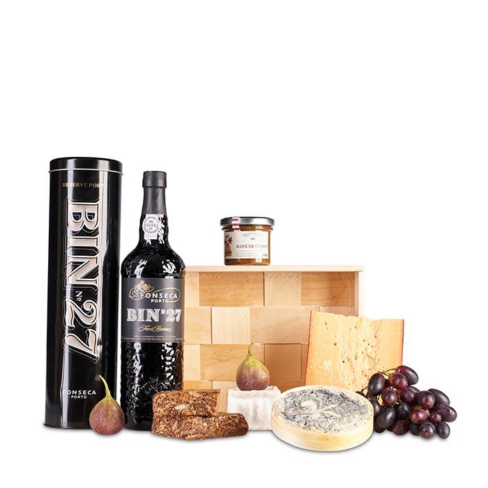 Affineur mit Portwein