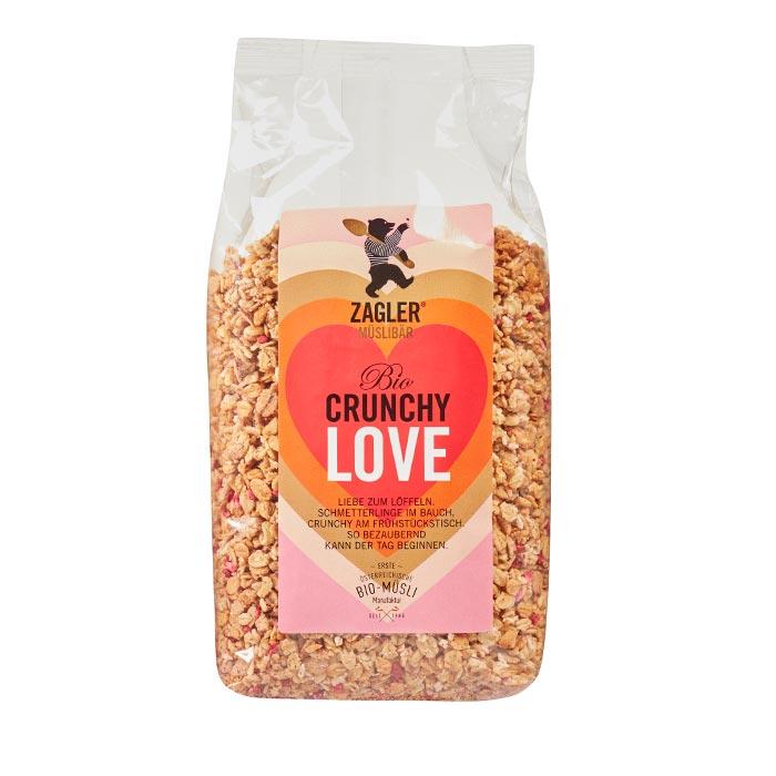 Crunchy-Love Müsli