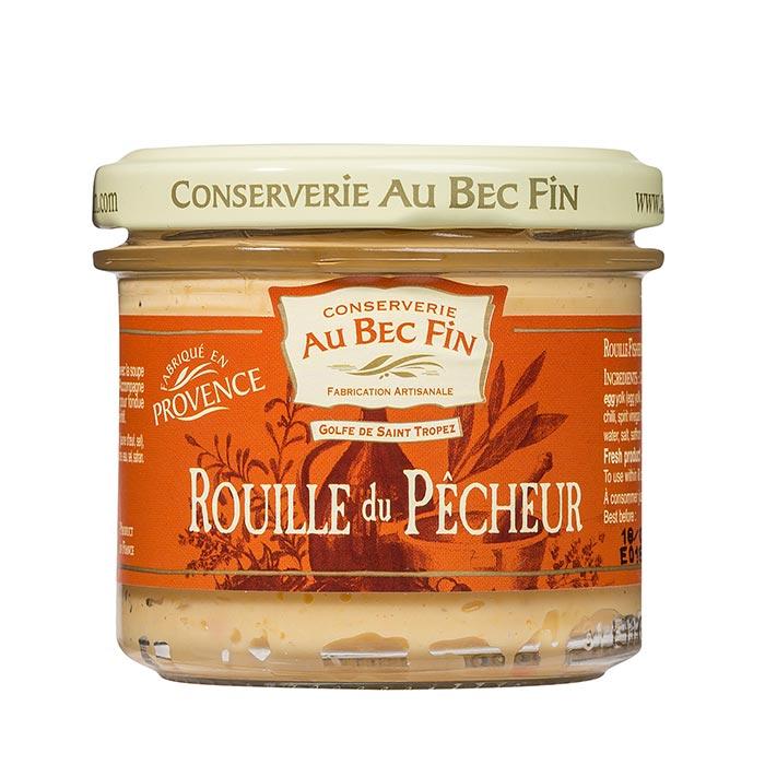 Rouille du Pecheur, Creme mit Paprika & Knoblauch