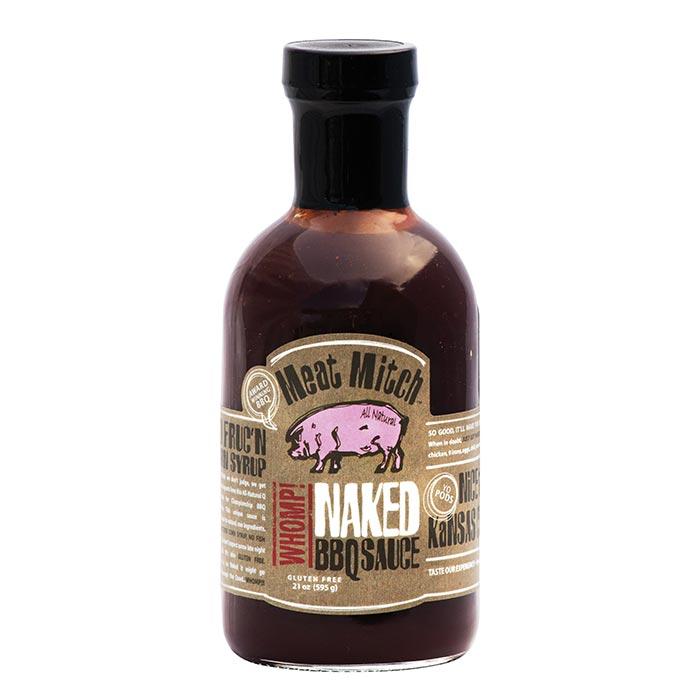 Naked BBQ Sauce