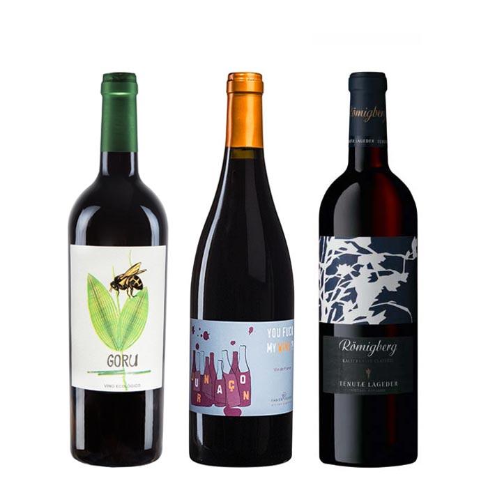 Wein-Set Bio Organic