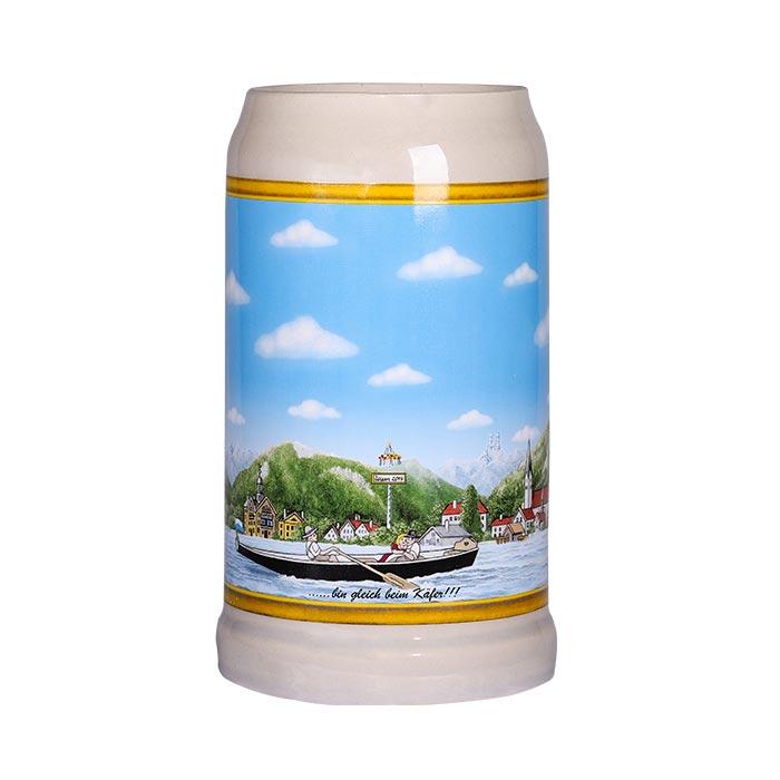 Wiesn Bierkrug 2019, 1,0 l