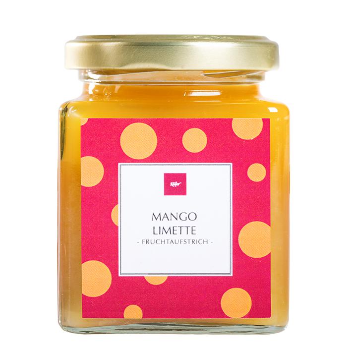 Mango Limette Fruchtaustrich