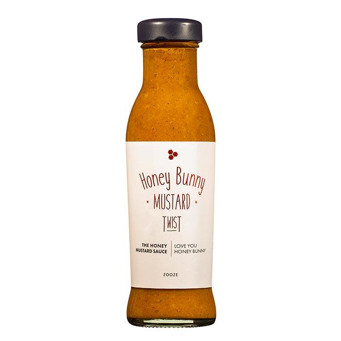 Honey Bunny Mustard Twist, The Honey Mustard Sauce