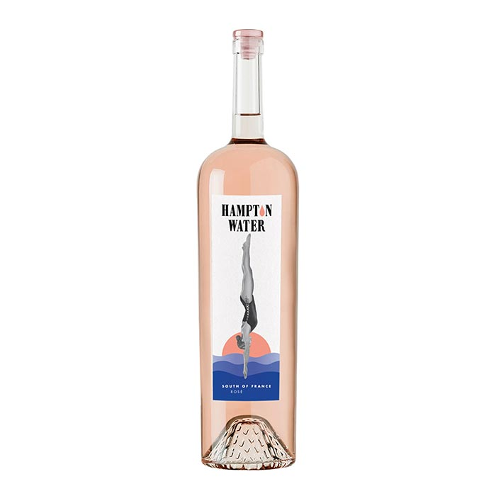 2019 Hampton Water Rosé, Languedoc, Frankreich