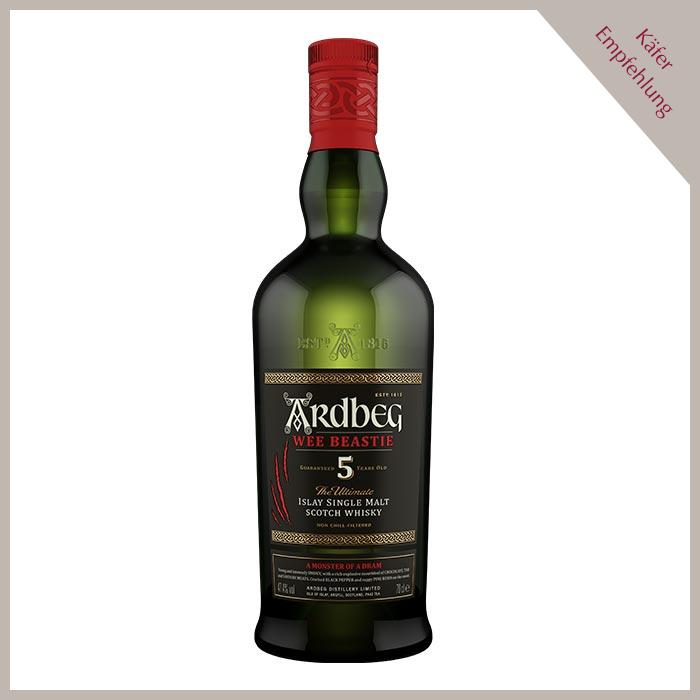 Wee Beastie Islay Single Malt Scotch Whisky